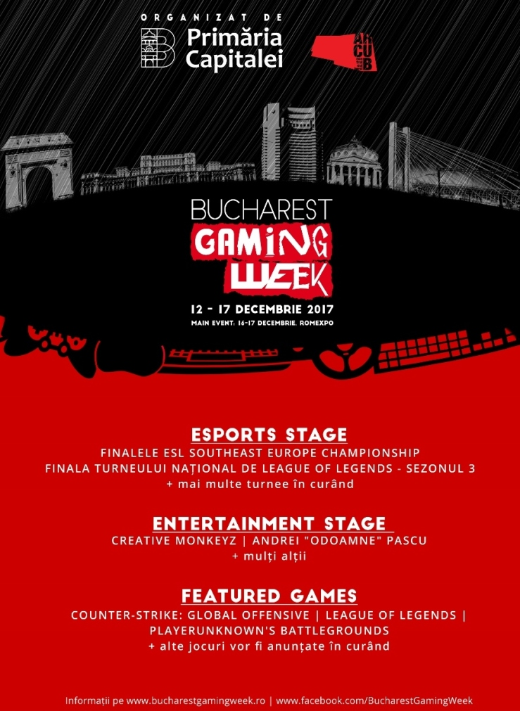 Bucharest Gaming Week_